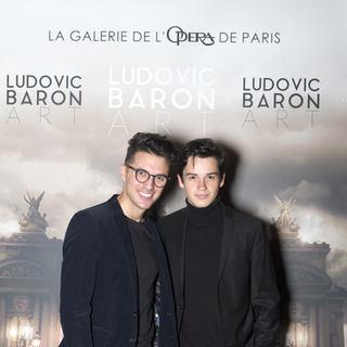 Ludovic Baron et jeremie Duvall