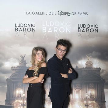 Constance Arnoult et Ludovic Baron