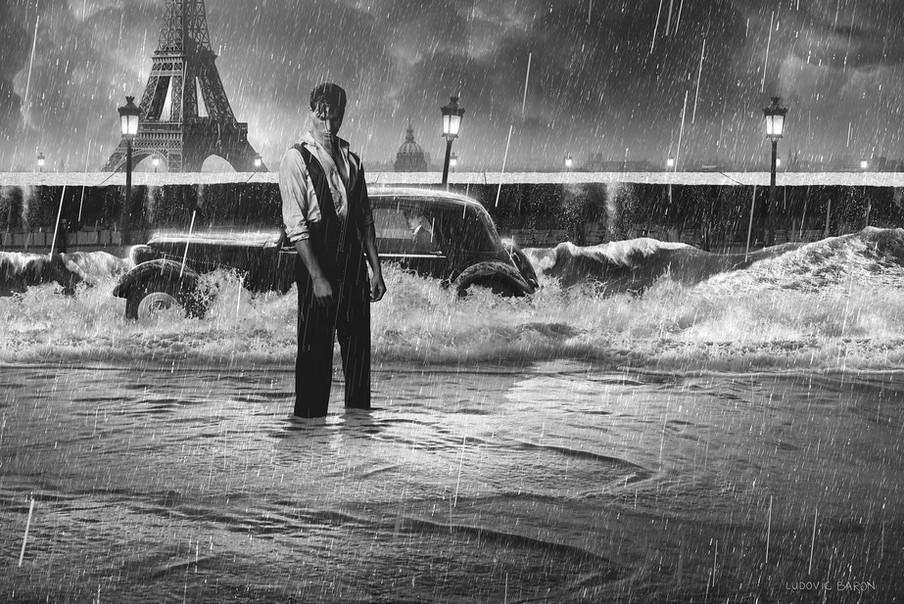Une tempête à Paris, les garçons (2020)