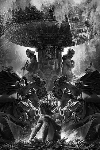 Tableau La source et le pouvoir - Artist