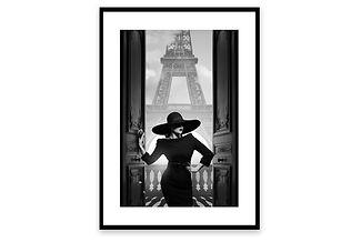 2 - Parisienne - Art Photographie par Lu