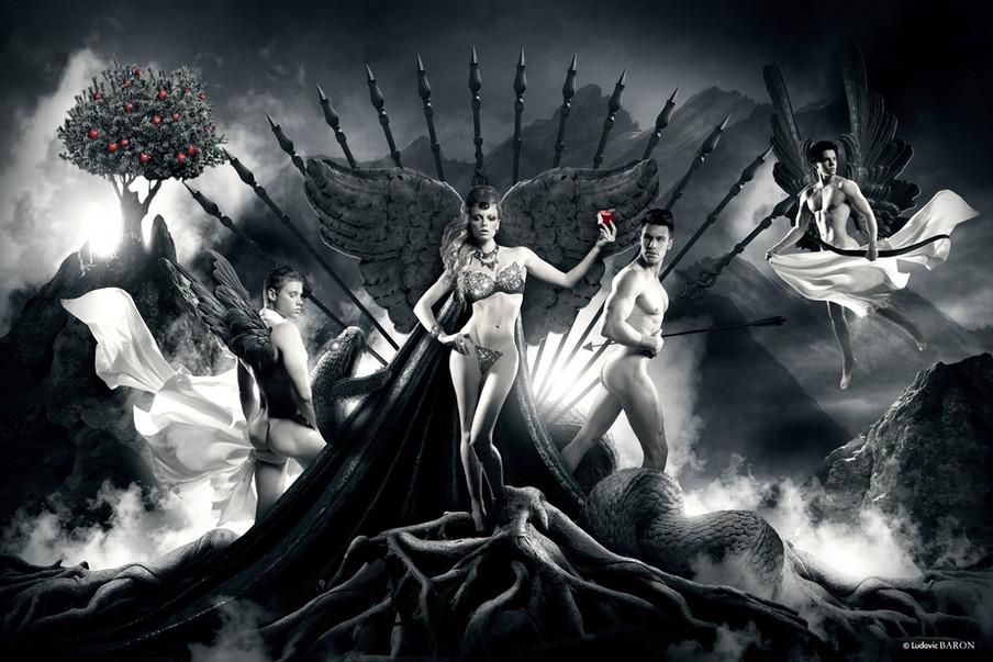 Eve et ses courtisans (2013)