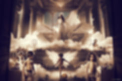 Tableau - Sur le pas de la paix - Artist