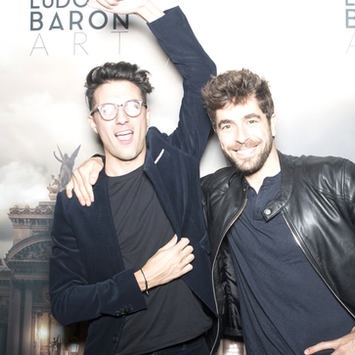 Ludovic Baron et Agustin Gualiana