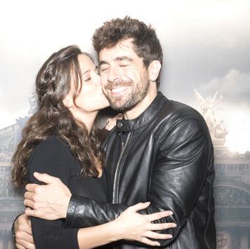 Lucie Lucas et Agustin Gualiana