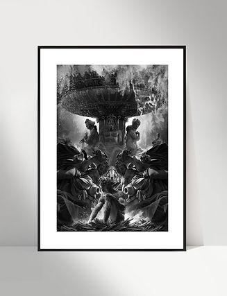 vertical - La Source Et Le Pouvoir - aff