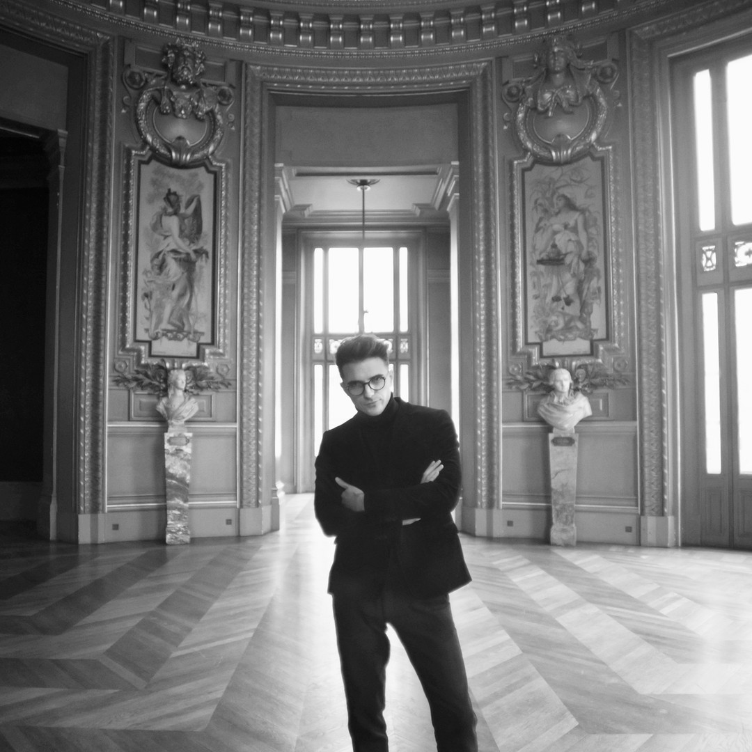 Ludovic Baron Artiste Photographe / Paris