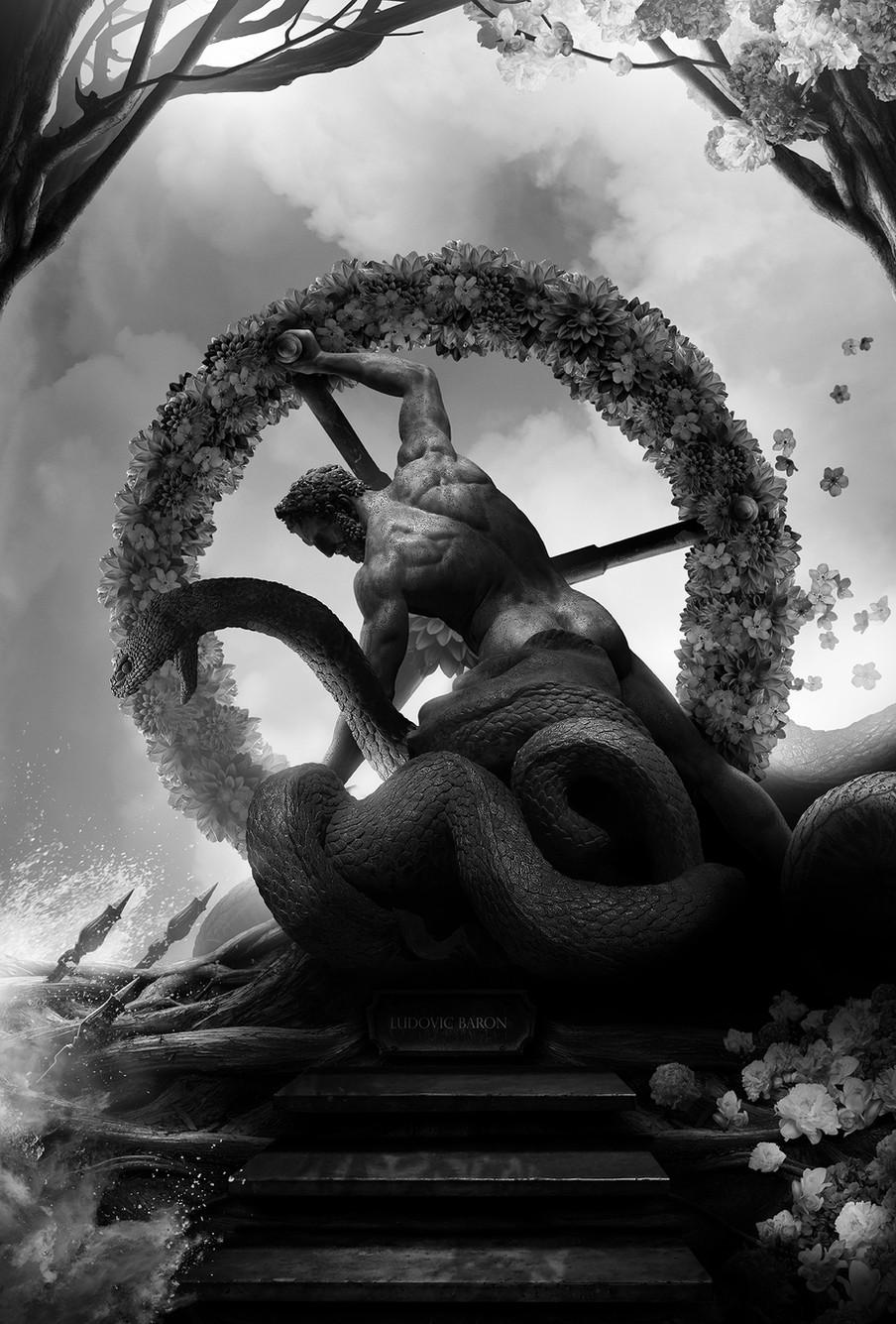Hercule et le serpent (2019)