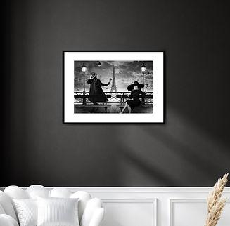 horizontal - Séduction À Paris - affic