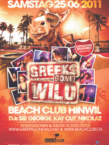 Greeks Beach Club Hinwil