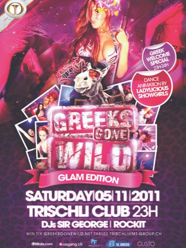 Greeks gone Wild Trischli