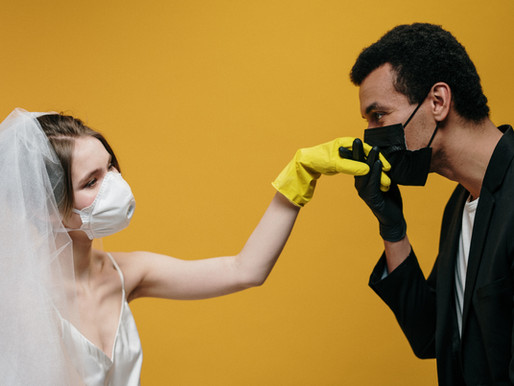 Heiraten in Zeiten von Corona: So findet eure Hochzeit sicher statt!