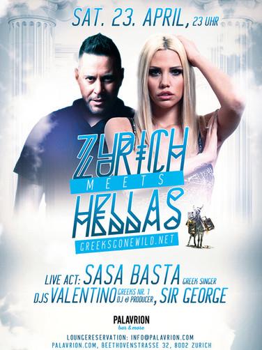 Zurich meets Hellas