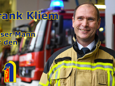 "Frank Kliem ""for president"""