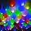 Thumbnail: Светящиеся гелиевые шары