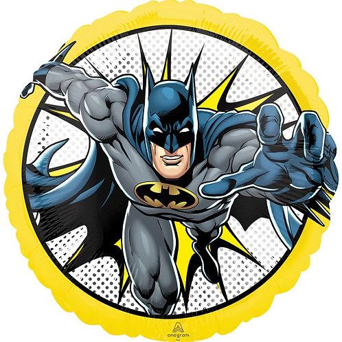 """Фольгированные шары с рисунком """"Batmen"""""""