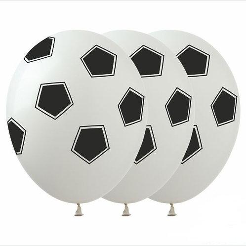 """Гелиевые шары """"Футбольный мяч"""""""