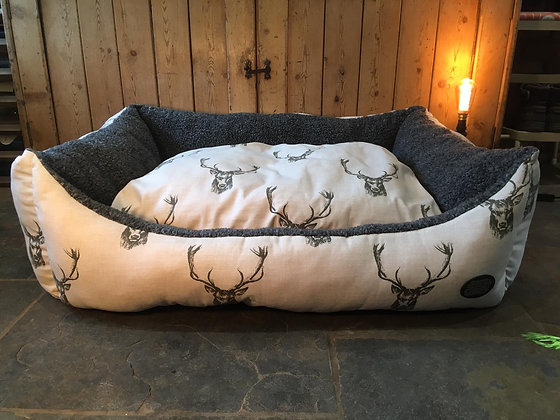 """Snug & Cosy 42"""" Stag Bed"""