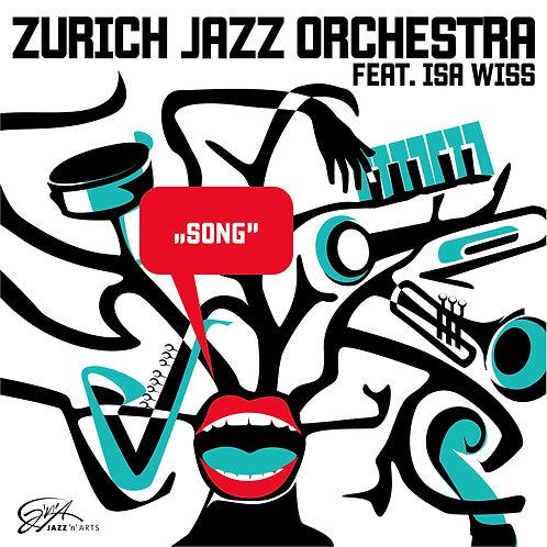 ZURICH JAZZ ORCHESTRA FEATURING ISA WISS – Song