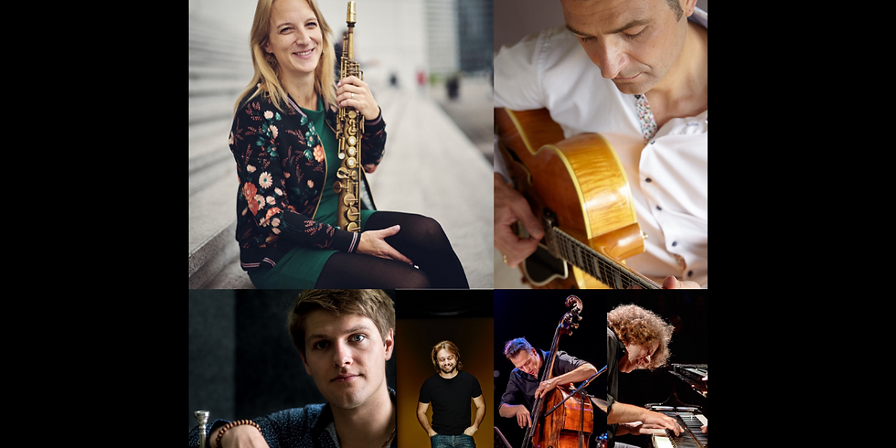 Concierto and Beyond - Lions Jazz Festival | 19.00 h