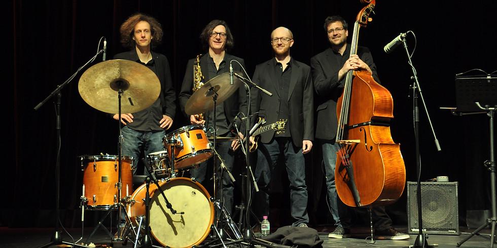 Ferenc und Magnus Mehl Quartett   Ella & Louis