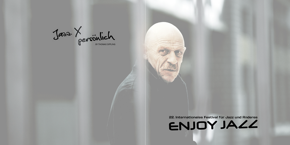 Jazz x persönlich mit Joe Bausch - Gangsterblues | 21.15 h