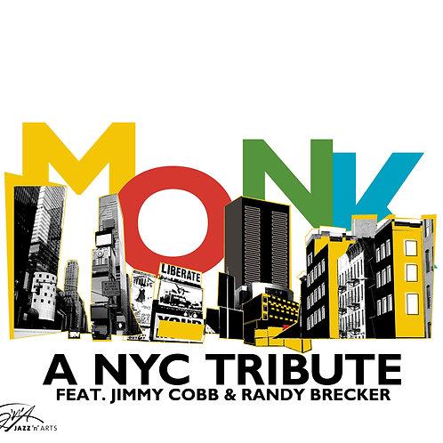 A NYC TRIBUTE FEAT. JIMMY COBB & RANDY BRECKER – M