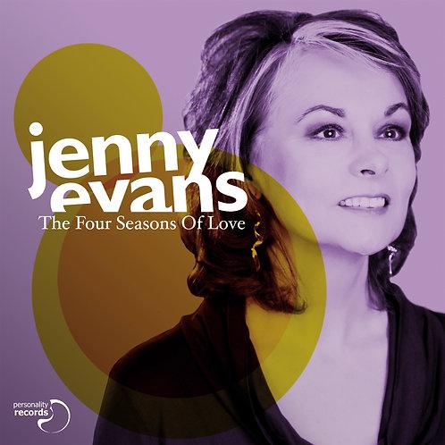 PR 10 JENNY EVANS - The Four Seasons Of Love