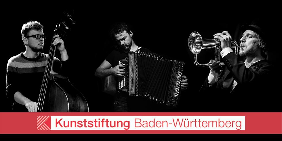 Trio Rettig, Schmitt und Stange | Kunststiftung BW präsentiert - Teil 2 | 19.00 h