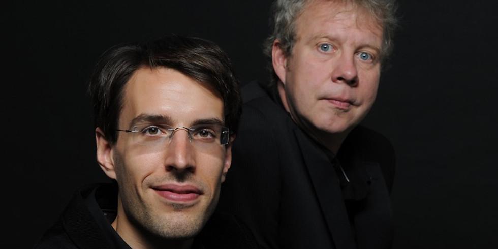 Sebastian Sternal & Claudius Valk Duo | IG Jazz @ Ella & Louis