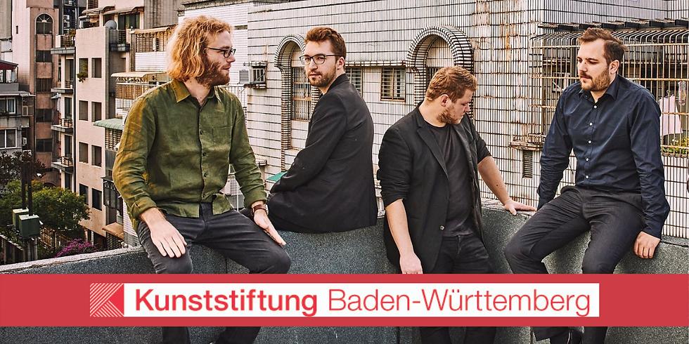 Antoine Spranger Trio feat. Daniel Buch |Kunststiftung BW präsentiert - Teil 1