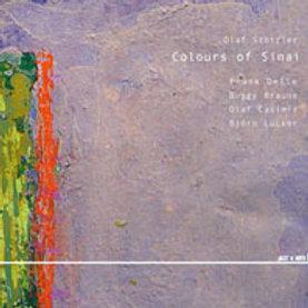 OLAF STÖTZLER – Colours Of Sinai
