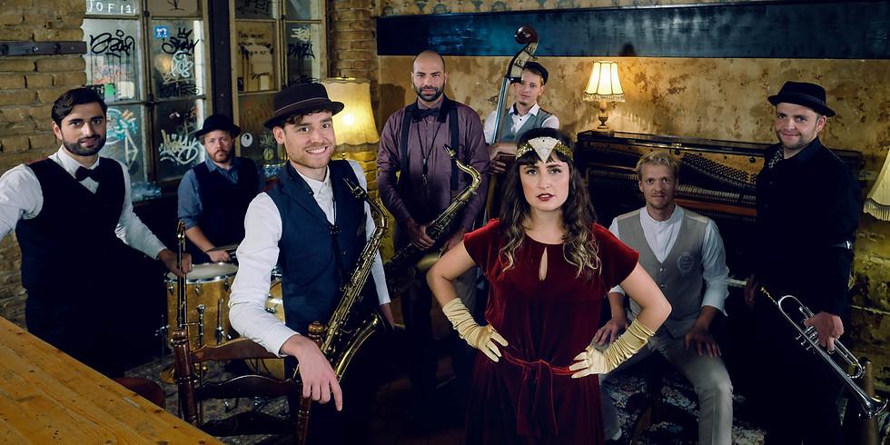 The Huggee Swing Band feat. Franziska Schuster | IG Jazz