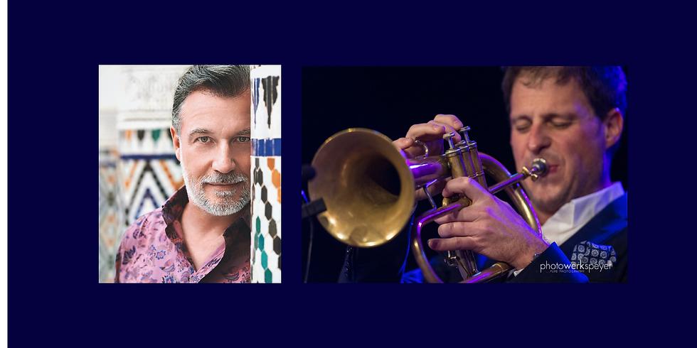 """Marc Marshall trifft Thomas Siffling """"My Favourite Songs""""   Jazz im Quadrat - Hautnah exklusiv (1)"""