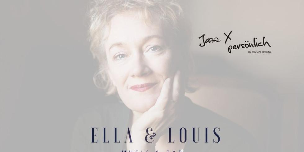 Jazz x persönlich mit Julia Hülsmann | Ella & Louis