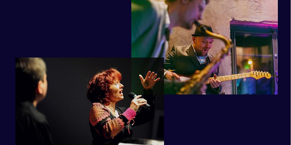 The Art of Duo - Ein Abend mit zwei Jazz Duos  Lions Jazz Festival