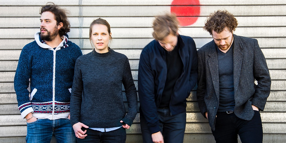 Hendrika Entzian Quartett | IG Jazz