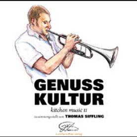 VARIOUS ARTISTS – GENUSSKULTUR – Kitchen Music 2