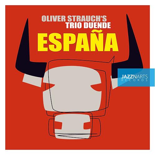 OLIVER STRAUCH'S TRIO DUENDE- España