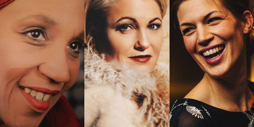 Tribute to Ella Fitzgerald |Ella & Louis