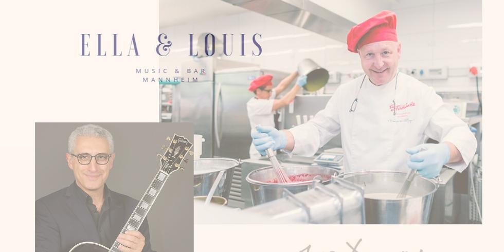 Jazz x persönlich mit Dario Fontanella | Ella & Louis