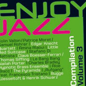 VARIOUS ARTISTS – Enjoy Jazz Compilation Vol.3