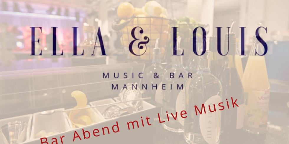 Bar Abend mit Live Piano | freier Eintritt