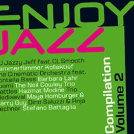 VARIOUS ARTISTS – Enjoy Jazz Compilation Vol. 2