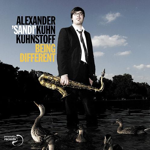 PR 08 ALEXANDER KUHN KUHNSTOFF - Being Different