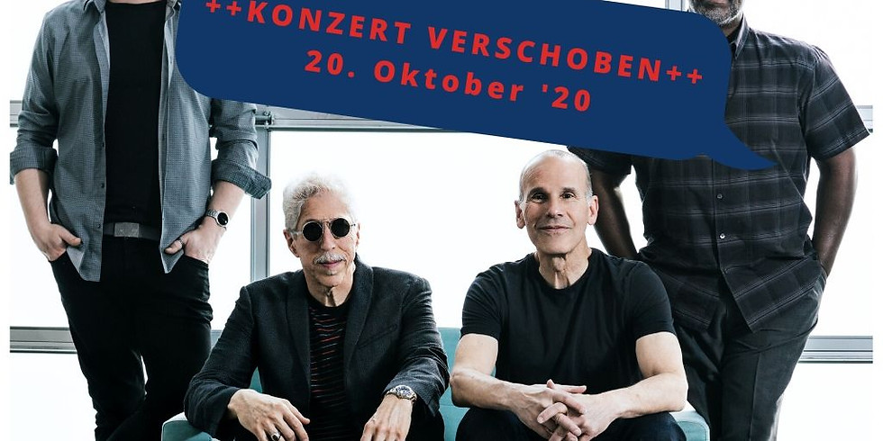 ++ KONZERT VERSCHOBEN ++ Yellowjackets | Ella & Louis