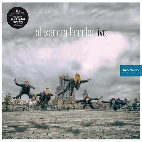ALEXANDRA LEHMLER - Live (Vinyl)