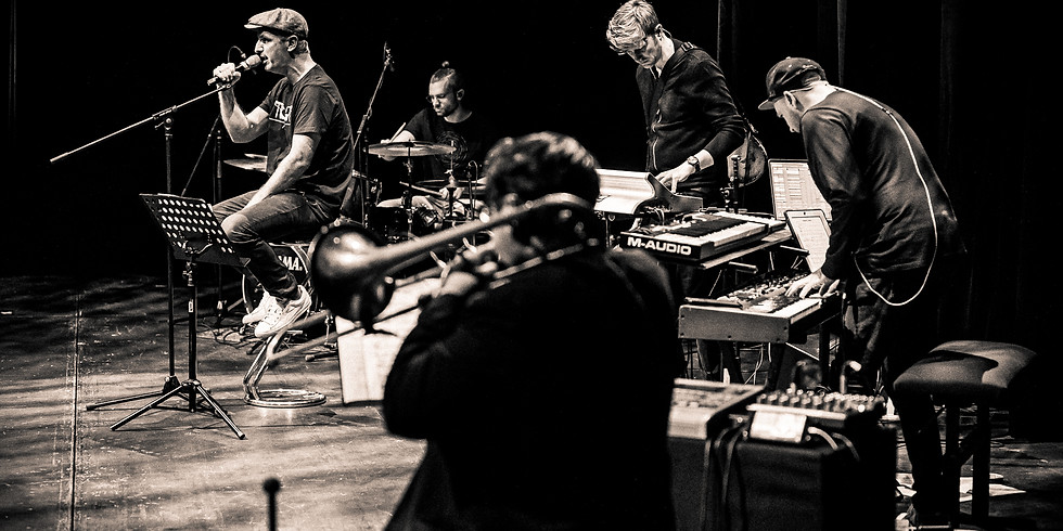 Roman Schuler plays BEAThoven feat. Toni-L & Adrian Mears | 21.15 h
