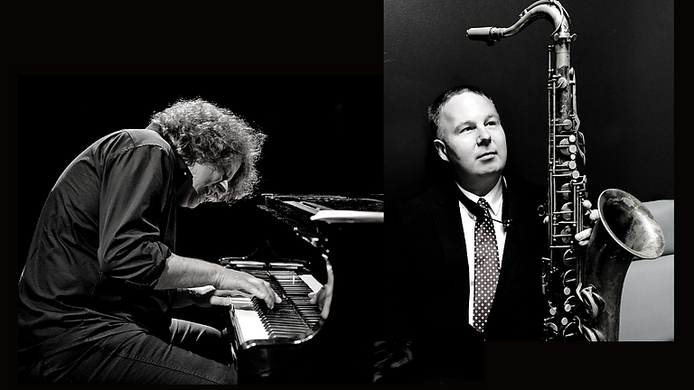 Martin Sasse Trio feat. Harry Allen  19.00 h