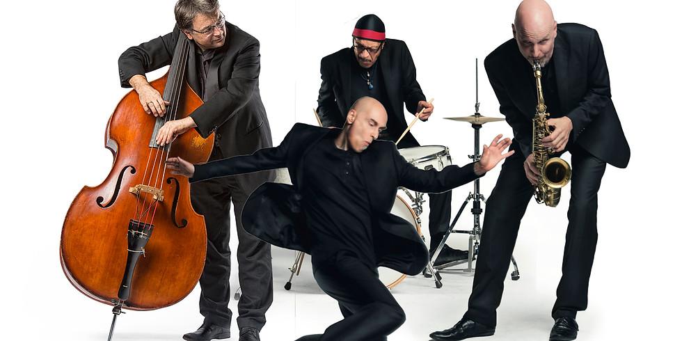 Melody, Rhythm & Tap plus Bass |Lions Jazz Festival